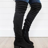 Remedy Over the Knee Boots