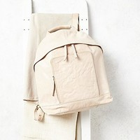 Free People Womens Journey Leather Backpack
