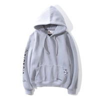 Fashion Cat Pocket Long-Sleeved Hooded Sweater