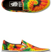 VANS RASTA CLASSIC SLIP ON SHOE