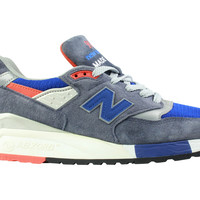 New Balance Men's 998 Heritage Navy Blue M998CSAL Made in USA
