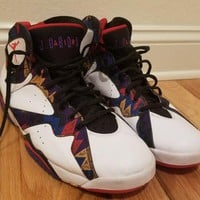 DCCKLO8 Jordan 7 ugly sweater 11.5