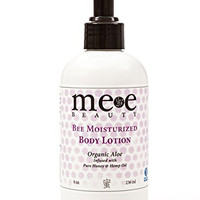 Body Lotion Moisturizer For Softer Skin - Anti Aging Organic Aloe - Hemp and Coconut Oil - Vitamin E & Honey Eliminate Dry Skin - Use Daily After Bath Or At Bed - Skin Care That Works Great for Women and Men - Cruelty, Paraben & Fragrance Free - 8 Oz