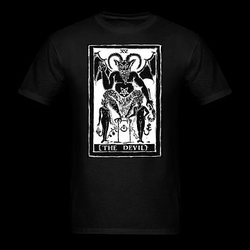 The Devil Tarot Men's T-Shirt