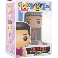 Funko Saved By The Bell Pop! Television A.C. Slater Vinyl Figure
