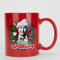 Merry Clarkmas Mug - Red One