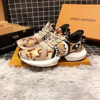 LV Louis Vuitton Women Men 2020 New Fashion Casual Shoes Sneaker Sport Running Shoes