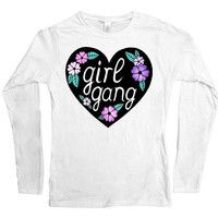 Girl Gang -- Women's Long-Sleeve