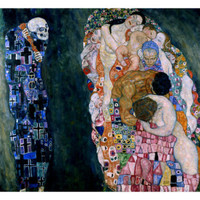 Death and Life, circa 1911 Giclee Print by Gustav Klimt at AllPosters.com