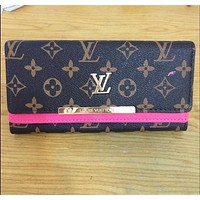 Tagre™ LOUIS VUITTON LEATHER WALLETS WOMEN'S PURSES