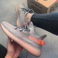 """Adidas Yeezy Boost 350 V2 """"Clay"""" -""""True Form"""" - """"Hyperspace"""" Sneaker"""