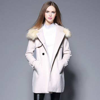 Winter Coat Stylish Blazer Jacket [9585031498]