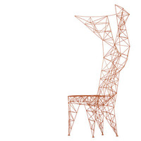 Pylon chair at twentytwentyone