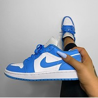 Air Jordan 1 Low UNC AJ1 Low Sneaker