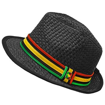 Peter Grimm - Jah Love Black Fedora