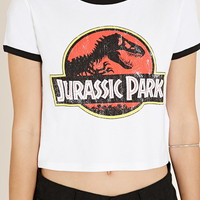 Jurassic Park Graphic Tee | Forever 21 - 2000170477