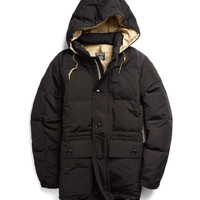 Expedition Down Parka in Black