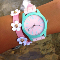 Connie Floral Stack