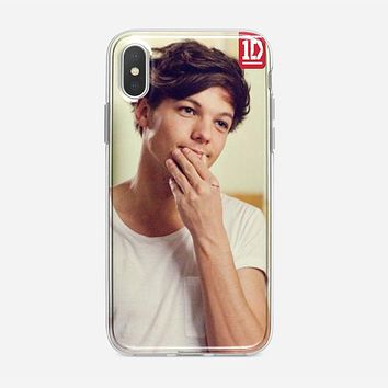 Louis Tomlinson One Direction iPhone XS Max Case