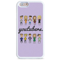 Youtubers Online Video iPhone 6 Case, Samsung Galaxy Rubber Case