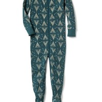 Printed Footed Sleeper for Toddler & Baby | Old Navy