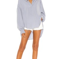 Free People Love Until Tomorrow Pullover Sky