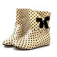 Rain boots women with short boots the new 2017 high quality waterproof boots, ms antiskid rubber boots