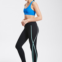 Running Seam Workout Leggings
