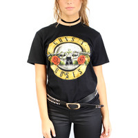 Guns N Roses Paradise City Band Tee