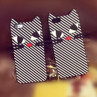 Cat Silicone Case Cover for iPhone 7 7 Plus & iPhone 5s se + iPhone 6 6s Plus + Gift Box-63