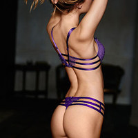 Lace Strappy Back Push-Up Bra - Very Sexy - Victoria's Secret