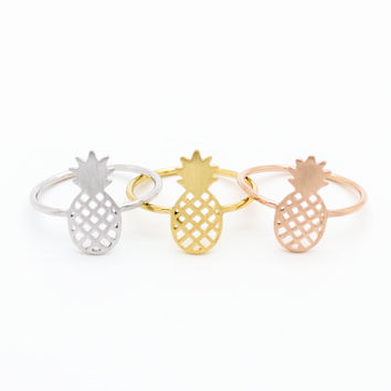 Pineapple ring (3 colors)