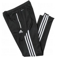 adidas Condivo 12 Training Pant - Womens - Black/White (Large): Clothing