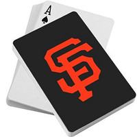 Pro Specialties Group MLB San Francisco Giants Playing Cards