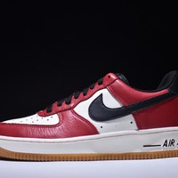 Nike Air Force 1 One Chicago Bulls '07 820266-600