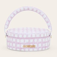 ladies bag 2020 new shoulder bag women round diagonal handbag fashion bags light purple