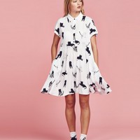 Lazy Oaf Cat Gang Dress - Everything - Categories - Womens