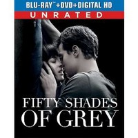 Fifty Shades of Grey (2 Discs) (Includes Digital Copy) (UltraViolet) (Blu-ray/DVD) : Target