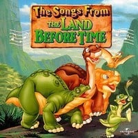 The Songs From The Land Before Time (Video Soundtrack Anthology)
