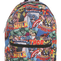 Marvel Universe Heroes Backpack | Hot Topic