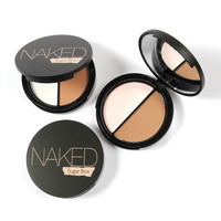 Base Contour Powder Highlighter Bronzer Naked