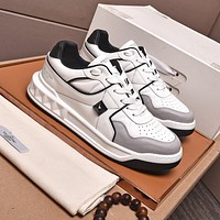 Valentino Men's Women's  New  color Casual Shoes Sneaker Sport Running Shoes 08025
