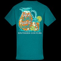 Southern Couture Classic Make It Sweet Tea Mason T-Shirt