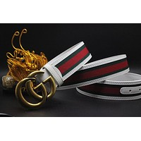 Gucci Belt Men Women Fashion Belts 504159