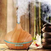 KBAYBO 400ml Air Humidifier Aromatherapy Mist Maker