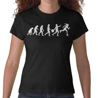 DERBY EVOLUTION-w Tees from Zazzle.com