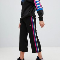 adidas Originals Aa-42 Motorcross Wide Leg Track Pant In Black at asos.com