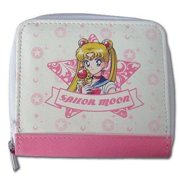 Wallet - Sailor Moon - New Sailor Moon Girl's Toys Anime Licensed ge80268