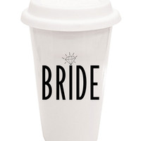 Bride Travel Mug