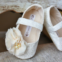 Toddler Shoes- Soft Soled- Abrielle- Sizes 5-9 Wedding/ Flower Girl